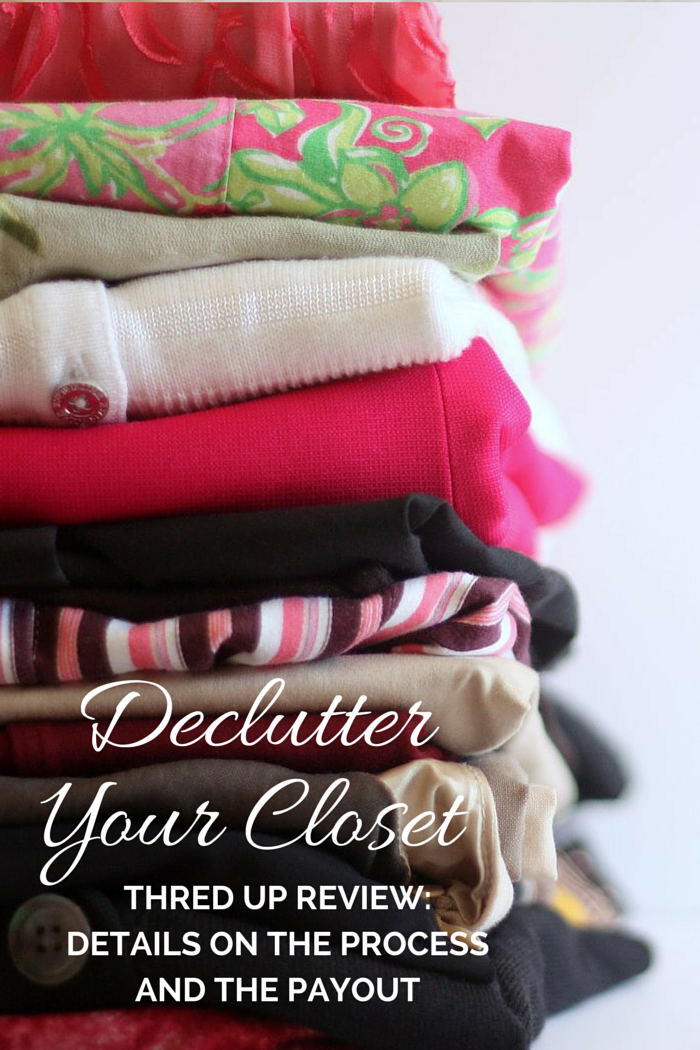 FashionablyEmployed.com | Make Money Decluttering Your Closet: A ThredUp Review of the Process and the Payout
