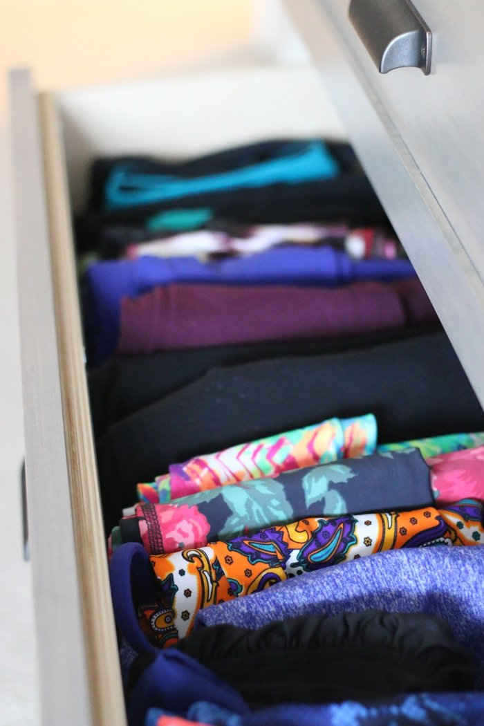 Overwhelmed by all your things and just want them organized? Here's one really easy change that will make a huge difference.
