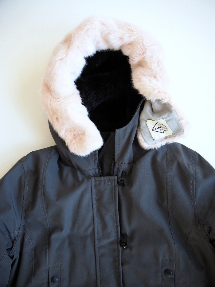 Namakan Ruff - Made in the USA cold weather accessory