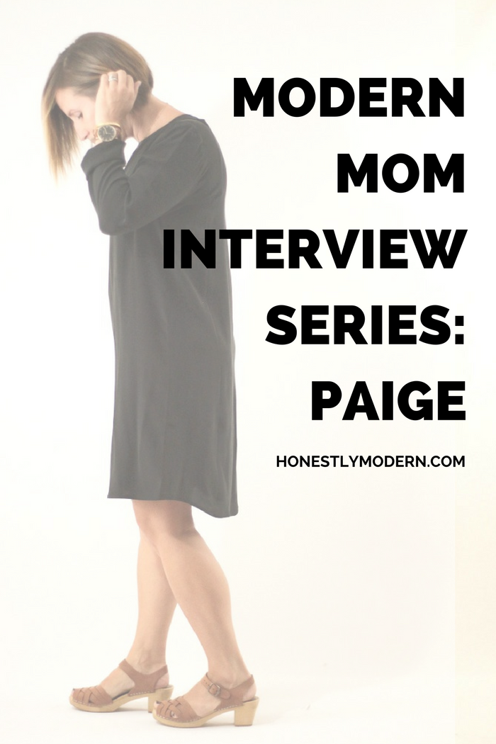 Interesting in a simpler and more socially conscious lifestyle? Check out this modern mom who's made small changes for big impact on leading a more thoughtful and minimalist yet mainstream life.