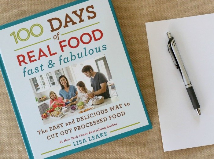 Looking for a great meal planning recipe resource? Check out this book full of simple, real food recipes you can make today!