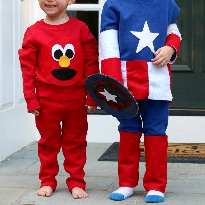 2 Simple DIYs for (Almost) Zero Waste Halloween Costumes