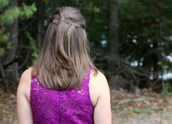 quick-and-easy-wedding-hairstyle-with-a-rent-the-runway-dress