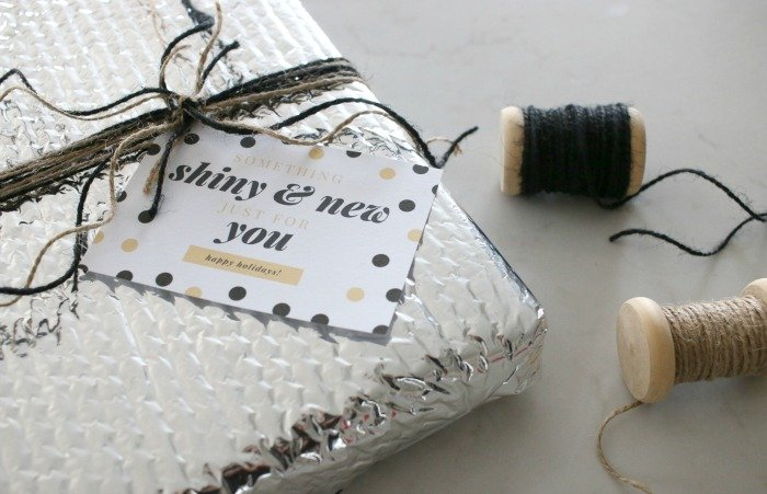 The Pretty Solution to Wasteful Gift Wrapping