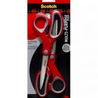 "Scotch Multi-Purpose Scissors, 8"", 2PK"