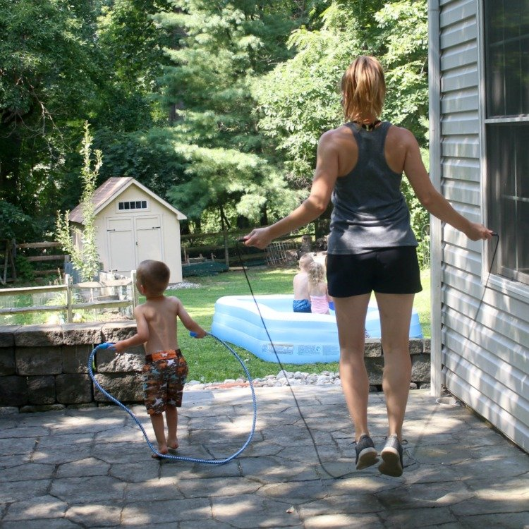 Level Up Your Parent Fitness Routine With HIIT