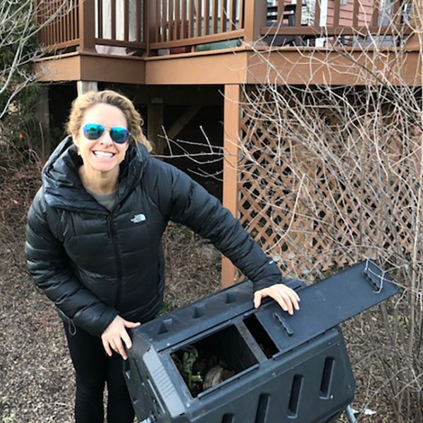 How To Compost At Home | Compost Rotary Bins in the Suburbs