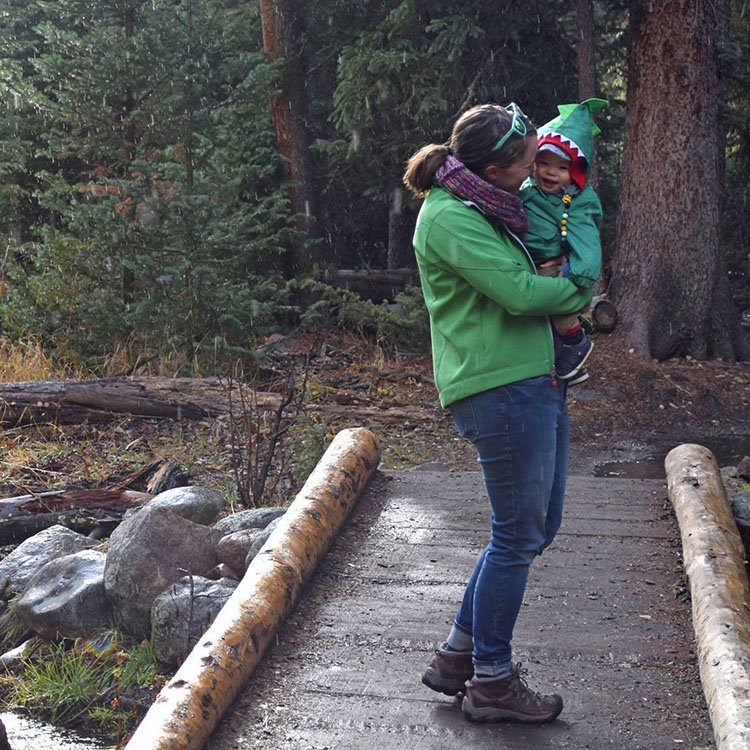 Modern Parent Series   Laura On Sharing Nature & Mindfulness With Your Kids
