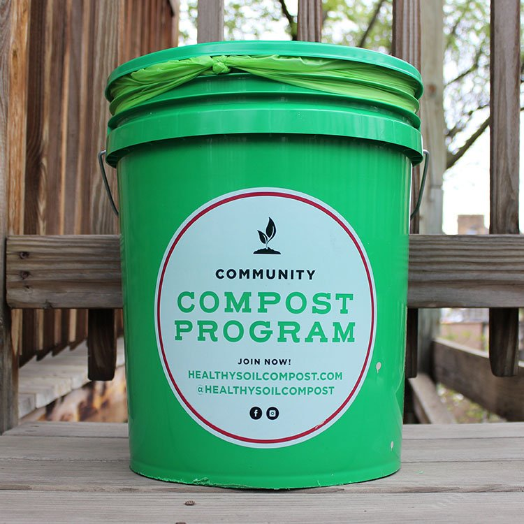 How To Compost At Home | Community Compost Pick-Up Programs