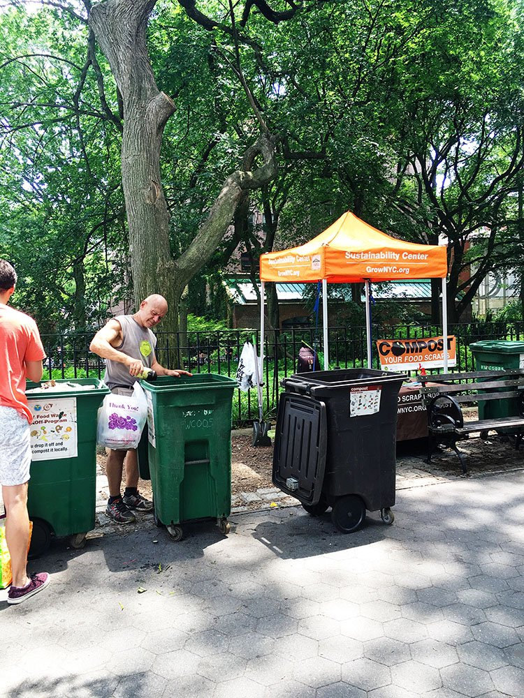 How To Compost At Home | Compost Drop Off At Your Local Market