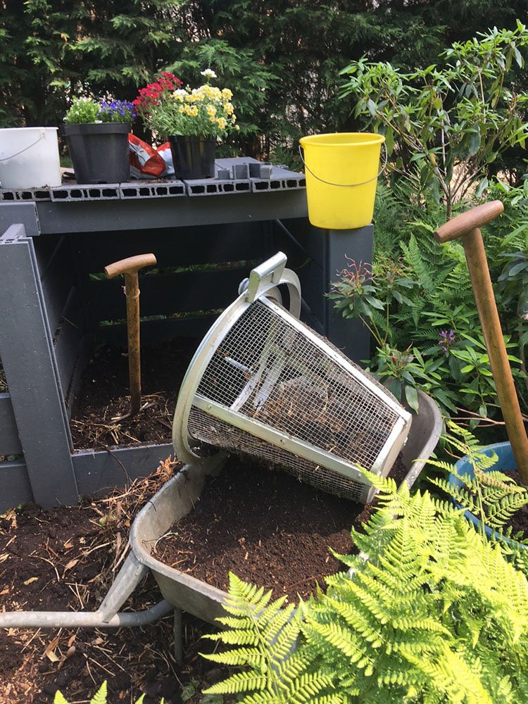 How To Compost At Home   Before Composting Was Trendy