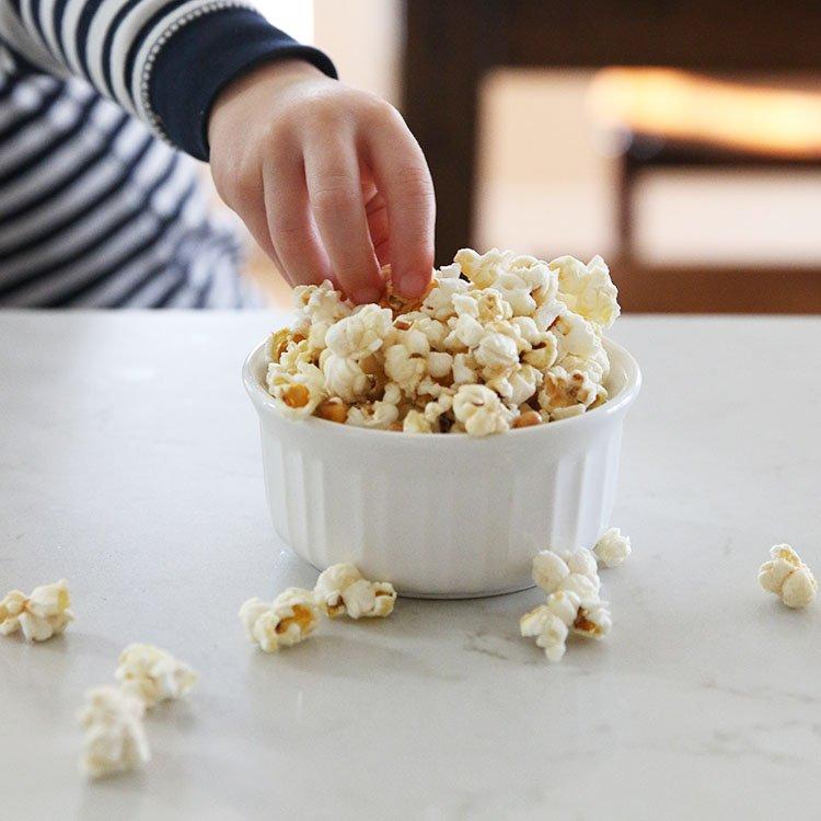 7 Zero or Low Waste Homemade Popcorn Recipes