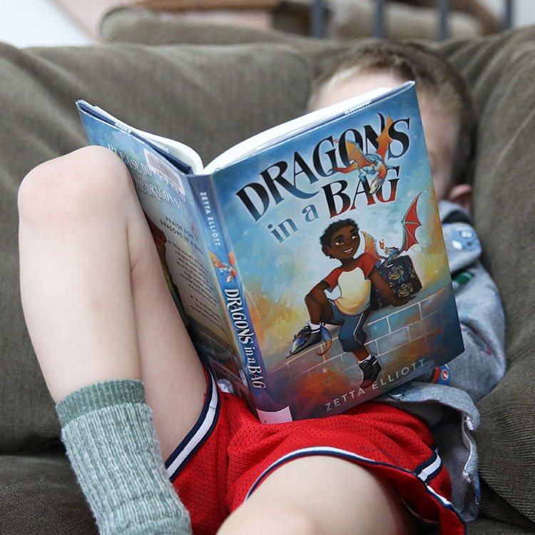 Book Nook | Diversity in Children's Books From Zetta Elliott