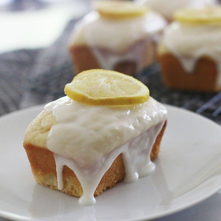 Zero Waste Food | Lovely Lemon Loaf Cake with Lemon Icing