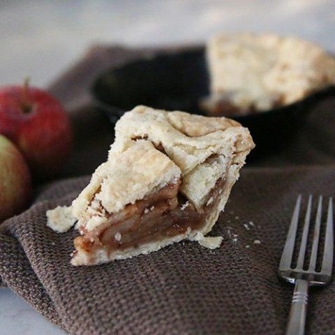 Mini Homemade Apple Pies