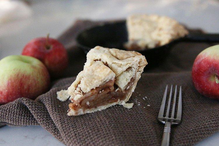 Zero Waste Food   Mini Homemade Apple Pies