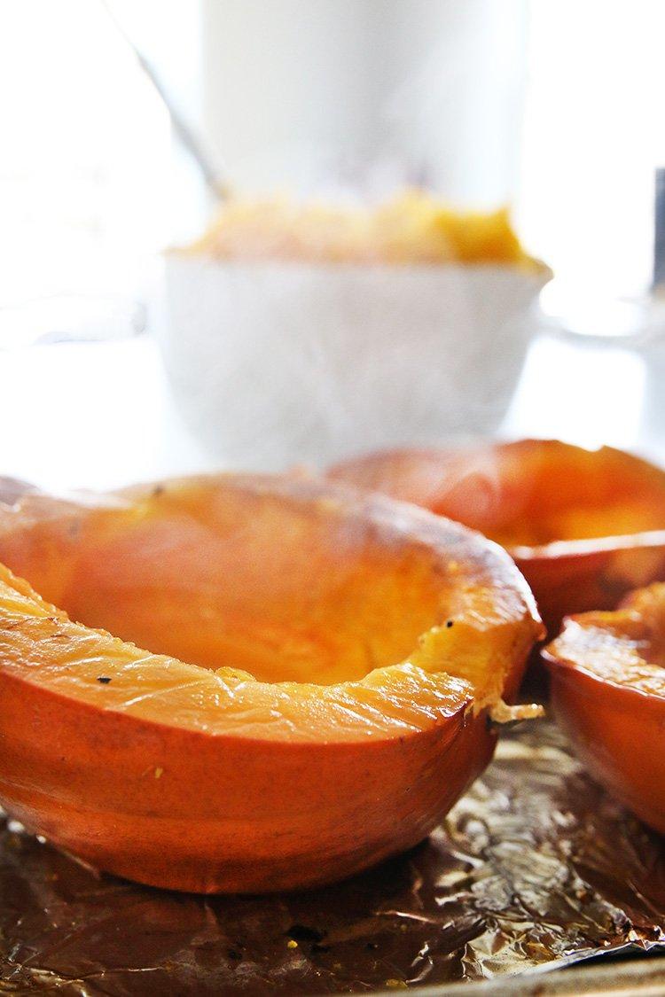How To Bake a Whole Pumpkin