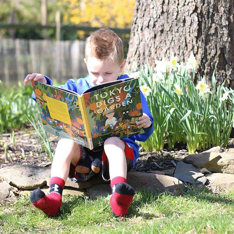 35+ Great Kids Gardening Books