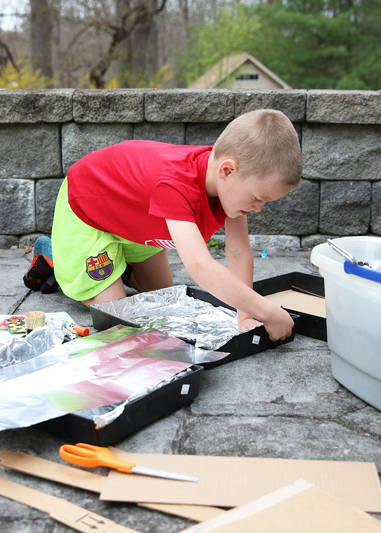 How To Make A Pizza Garden with Kids