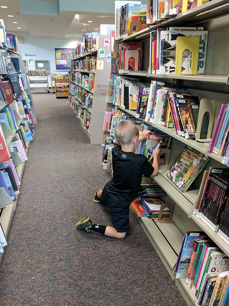 13 Tips To Help Your Children Love Books