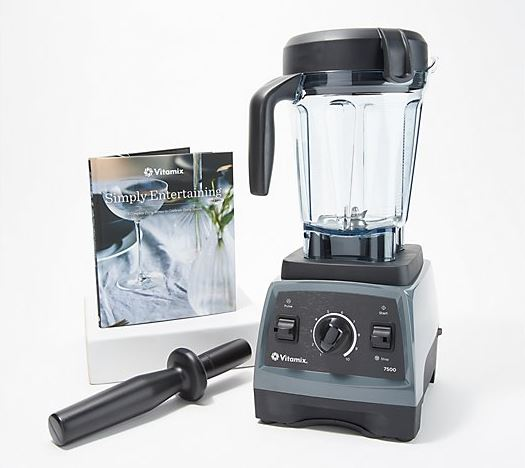 Vitamix 7500 64-oz 13-in-1 Variable Speed Blender with Cookbook
