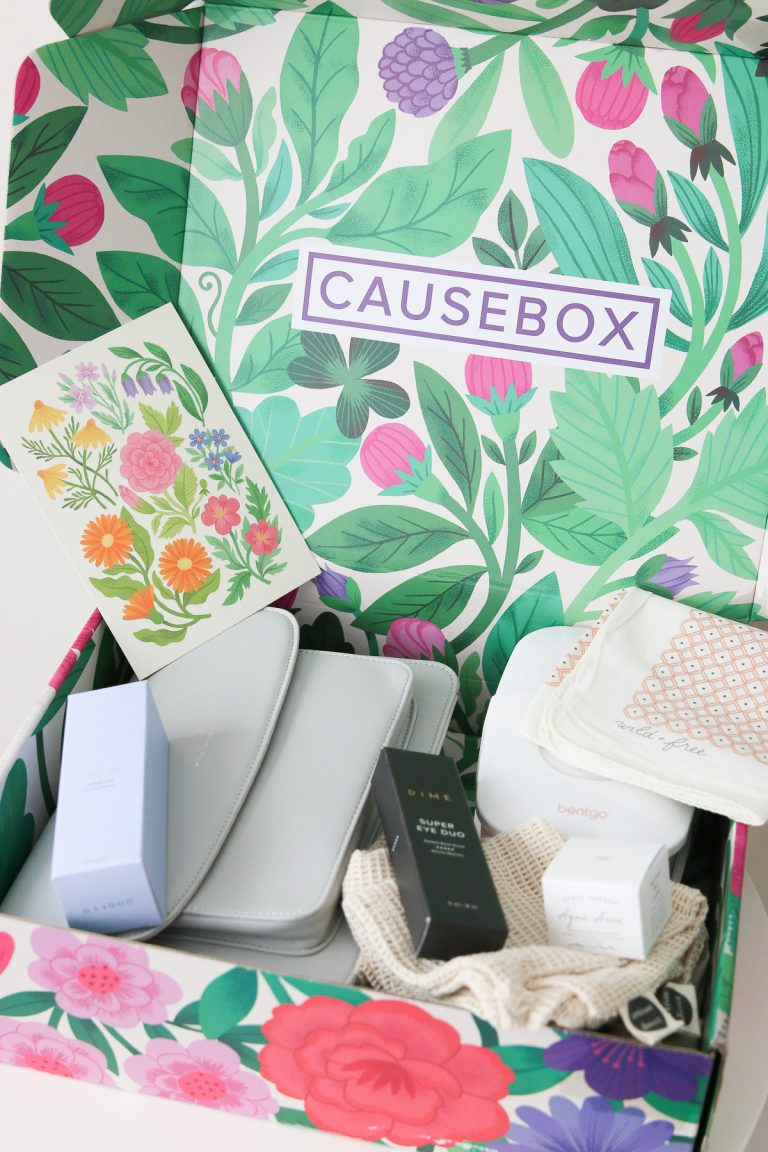 Causebox Making Ethical and Sustainable Goods More Affordable