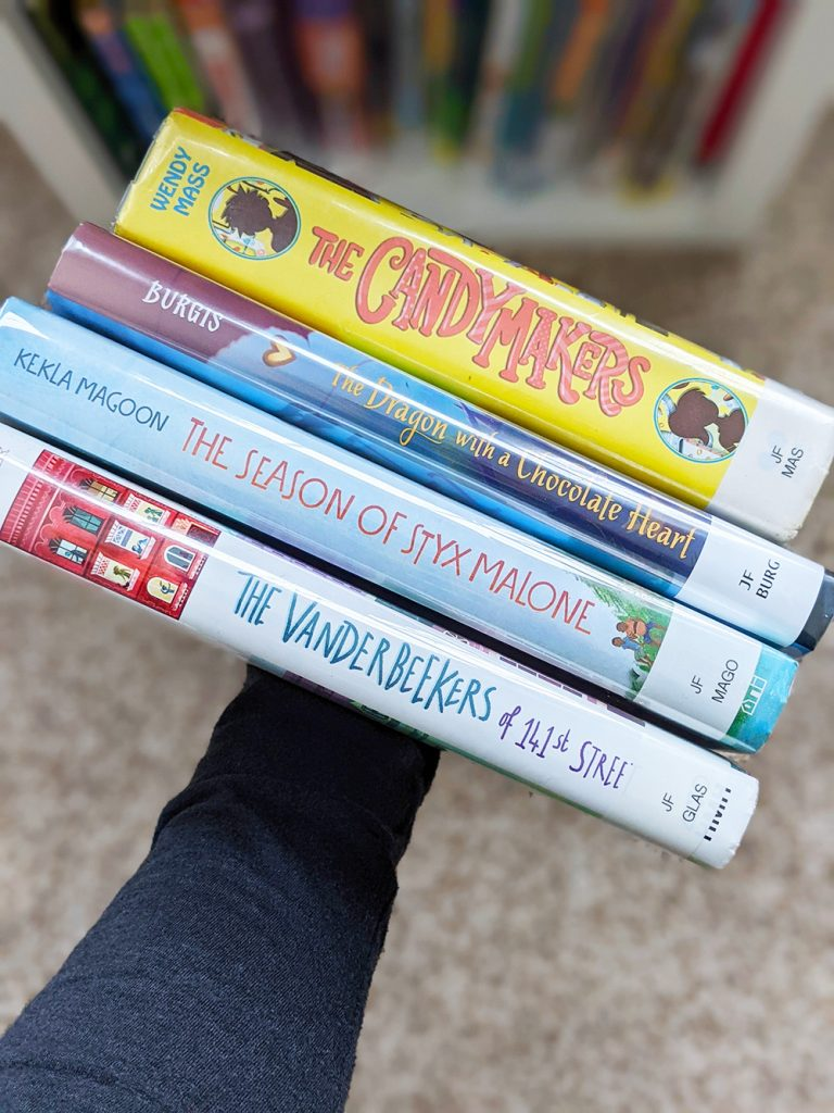 14 Amazing Chapter Books For Kids (including several series!) [2021]