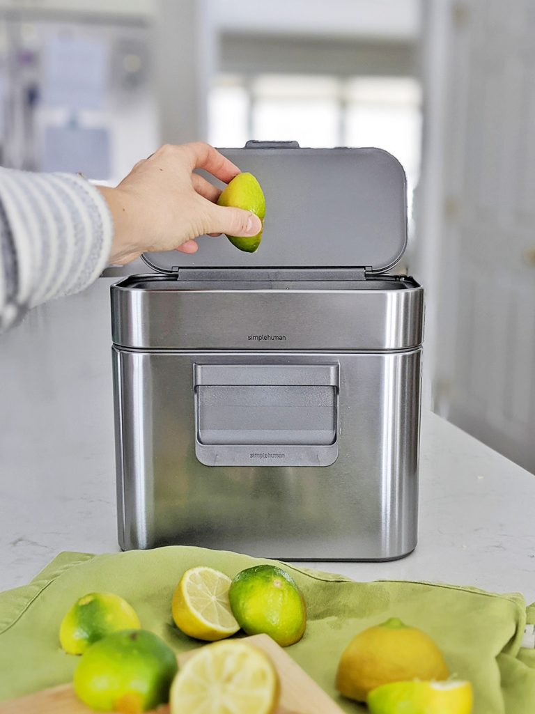 How To Store Food Scraps For Composting At Home