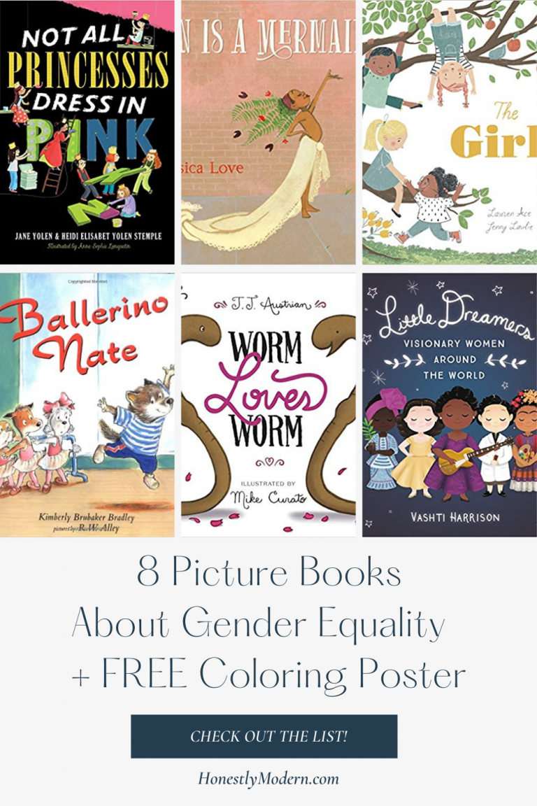 Gender Equality   Picture Book List For United Nations Sustainable Development Goal #5
