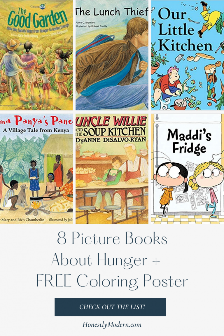 No Hunger | Picture Book List For United Nations Sustainable Development Goal #2