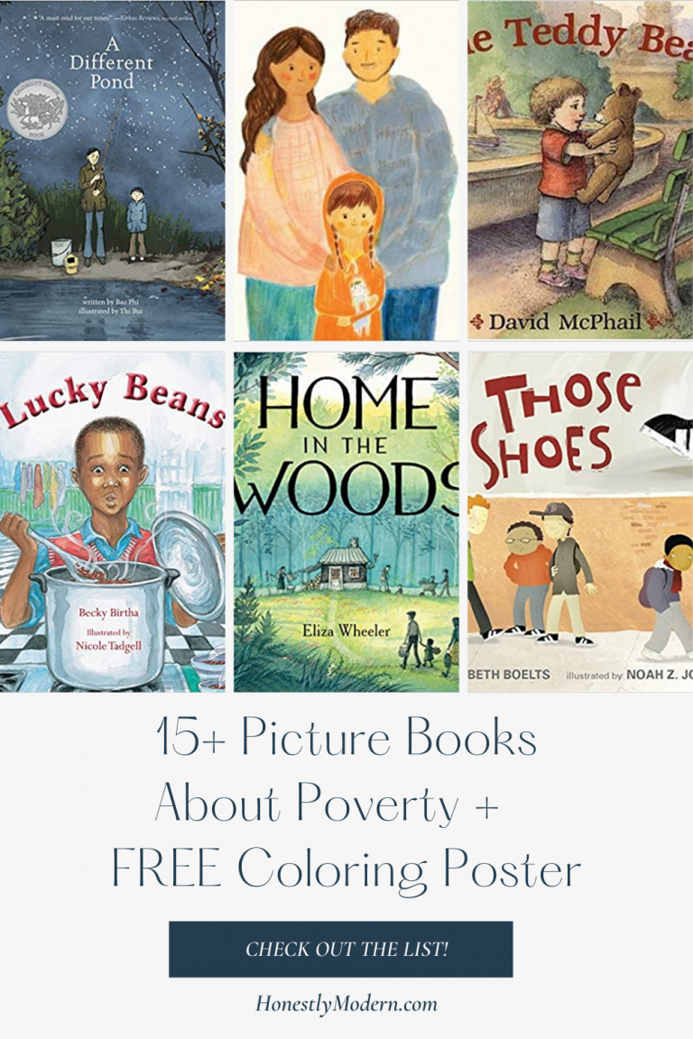 No Poverty | Picture Book List For United Nations Sustainable Development Goal #1