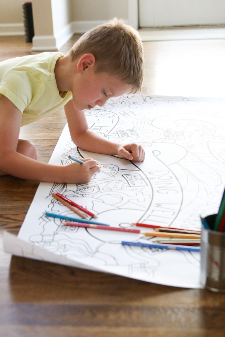 FREE United Nations Sustainable Development Goals Coloring Poster & Picture Book Lists