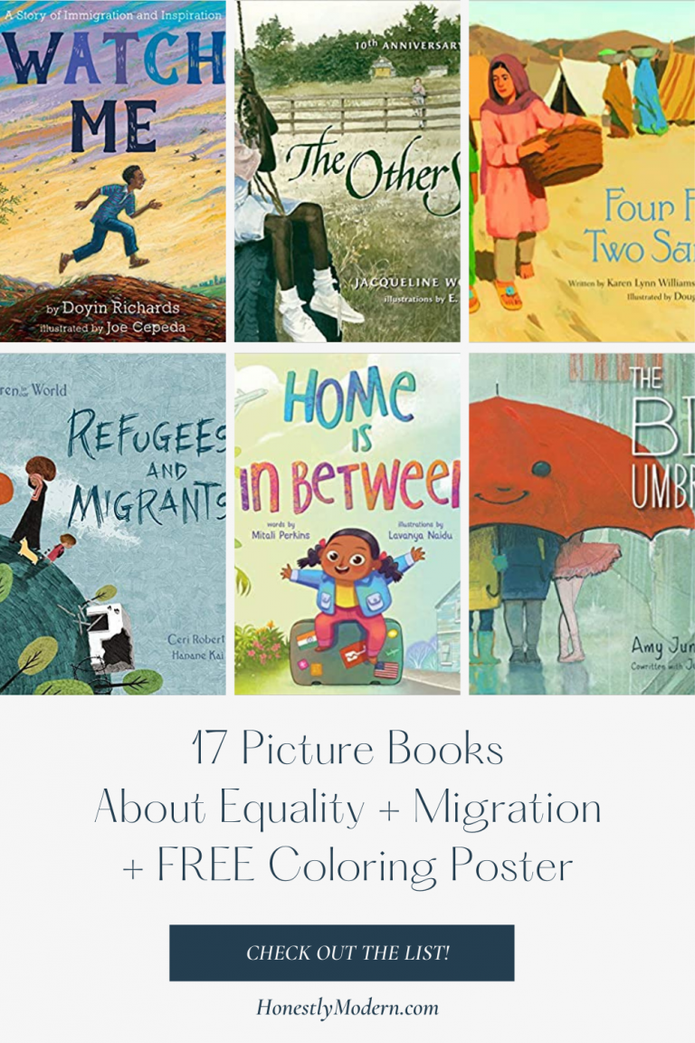 Reduced Inequalities | Picture Book List For United Nations Sustainable Development Goal #10