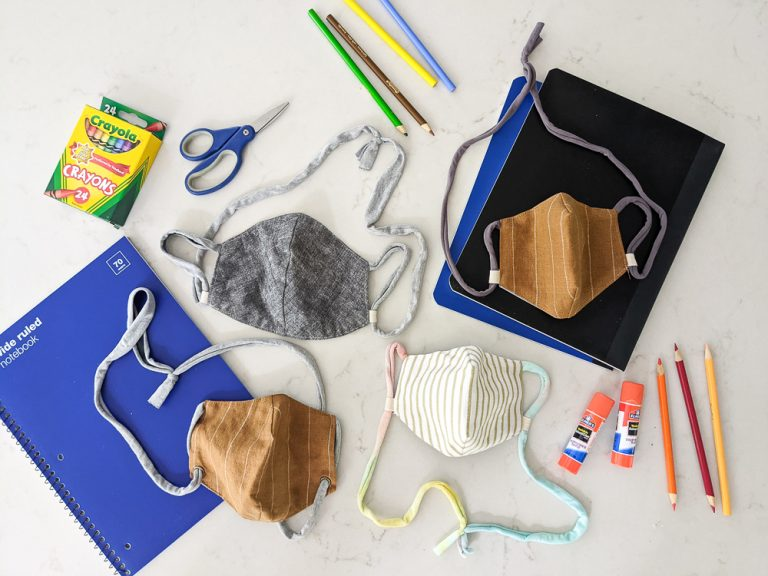 The Best Masks For Back To School (and anytime)