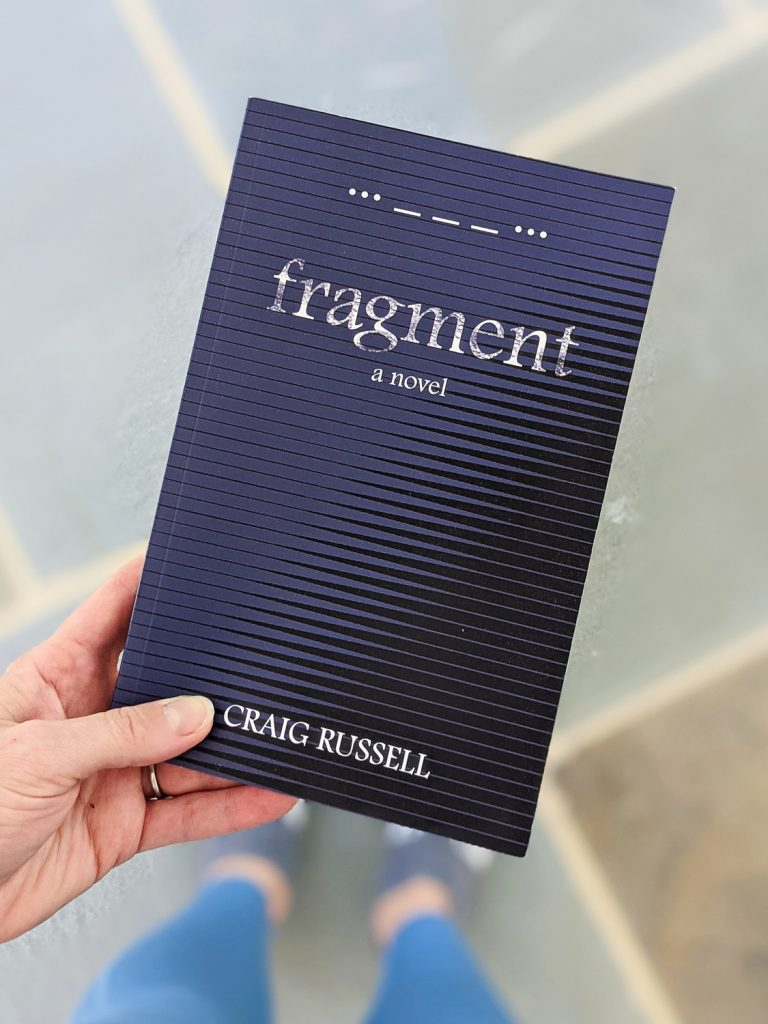 Cli-Fi Books | Review of Fragment by Craig Russell