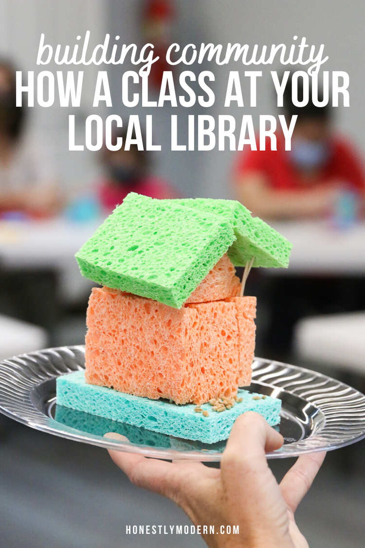 Host A Class At Your Local Library