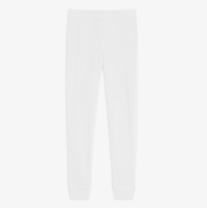Primary White Pajama Bottom